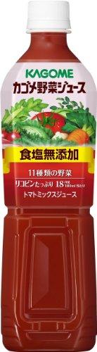 『カゴメ 野菜ジュース食塩無添加 スマートPET 720ml×15本』のトップ画像