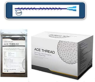 ACE PDO Thread Lift - 360R Bidirection Cog/L-Type Blunt (20pcs) - 16 Sizes (21G90/145)