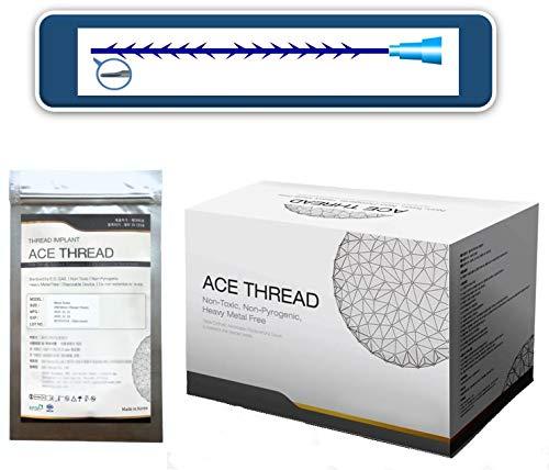 ACE PDO Thread Lift - 360R Bidirection Cog/L-Type Blunt (20pcs)