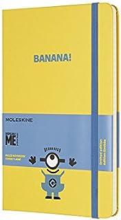 Caderno, Moleskine, 8055002855389, Amarelo, Grande