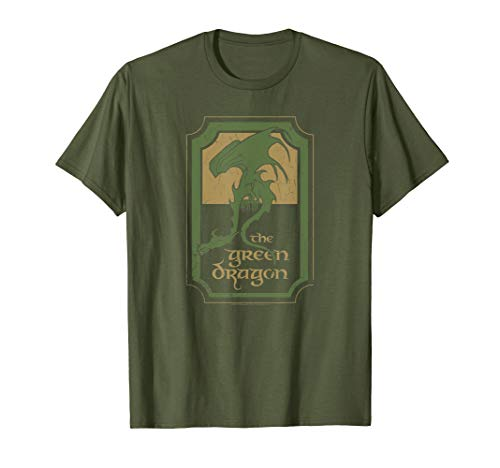 Lord of the Rings Green Dragon Tavern T-Shirt