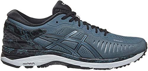 ASICS Metarun Men's Running Shoe, Iron Clad/Iron Clad, 7.5 M US