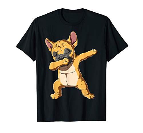 Dabbing French Bulldog Dab Frenchie Owners Dabbing Frenchie T-Shirt