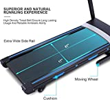 FUNMILY 3.25HP Treadmill for Home Running Exercise - Folding Treadmill Electric Motorized with APP Control