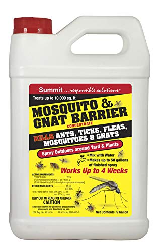 Mosquito and Gnat Barrier