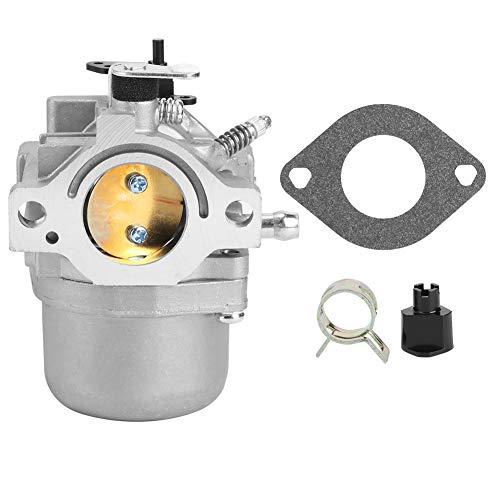 Fdit Gartenvergaser Ersatz Gartenausrüstung Motor Vergaser Originalzubehör Passend für Briggs Stratton 799728 498027 12 PS 12,5 PS