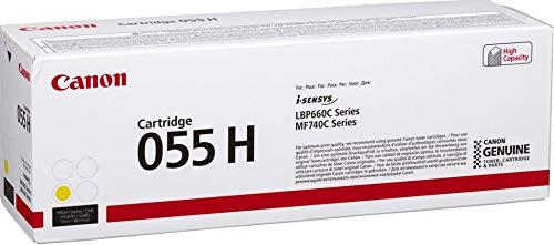 Canon 3017C002 passend für LBP663CDW Toner Gelb 055hy 5900 Seiten