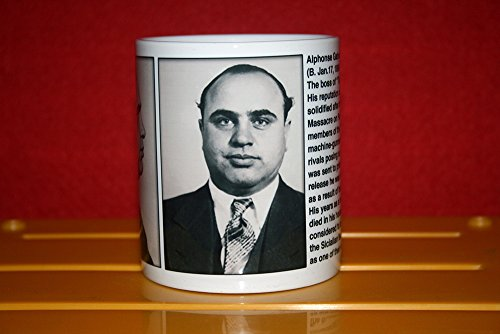Al Capone - Scarface - Chicago Outfit - Mugshots Collection by Mug Shots