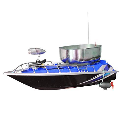 baratos y buenos ZREAL Mini RC Lure Fish Single Arboat Finding Fish Sonda de control remoto inalámbrico … calidad