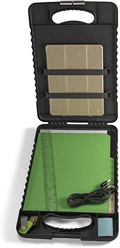 Officemate OIC Letter/A4 Size Tablet Clipboard Case, Charcoal (83314) Photo #6