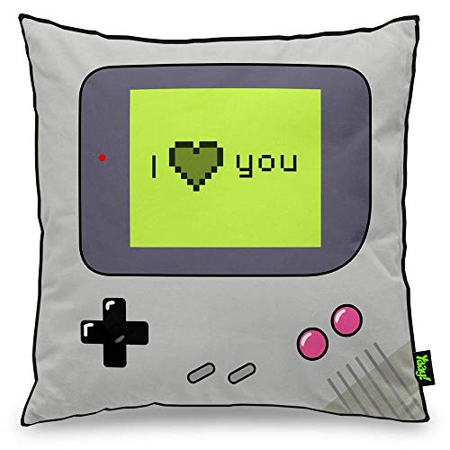 Almofada Gamer Boy - I Love You