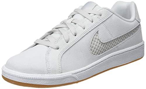 Nike Damen Court Royale Premium Tennisschuhe, Weiß (Platinum Tint/Platinum Tint/Half Blue 003), 40.5 EU