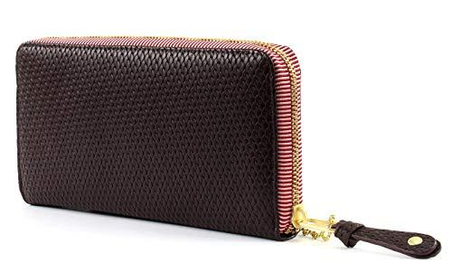 Sansibar Damen Shopper Bag Henkeltasche, Pink (Dim Grey), 21x36x38 cm