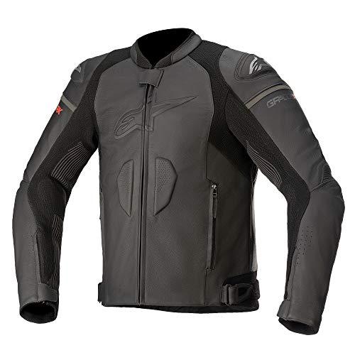 Alpinestars Motorradjacke GP Plus R V3 Rideknit Jacket Lederjacke, BLACK BLACK, 62