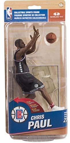 McFarlane NBA Series 27 CL Silver Chris Paul #3 - Los Angeles Clippers #1000 Figur