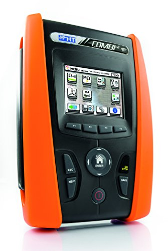 HT-Instruments Combi G2 VDE 0100 Installationstester mit Touchscreen
