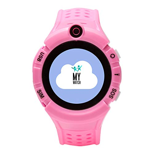 Smartwatch Niños Sumergible Marca MY WATCH