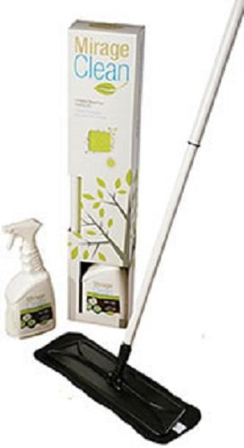 Find Bargain Mirage Clean Hardwood Maintenance Kit by Mirage