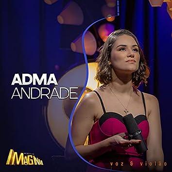 Acústico Imaginar: Adma Andrade (Voz e Violão)