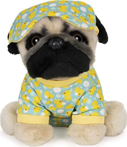 "GUND Doug The Pug Sleepytime Dog Stuffed Animal Plush, 9"""