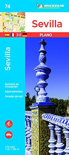 Plano Sevilla (Planos Michelin)