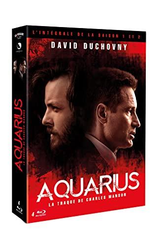 Aquarius : L\'intégrale des Saisons 1 & 2 [Blu-ray]