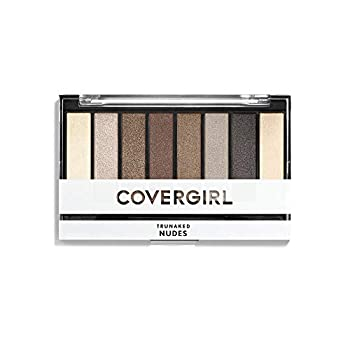 COVERGIRL truNAKED Eyeshadow Palette Nudes 805 0.23 ounce  Packaging May Vary  Pack of 1