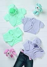 Stylecraft Baby Cardigans Special Knitting Pattern 8501 DK