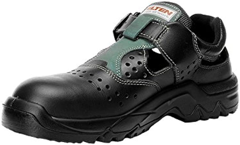 Elten 72495-45 Size 45 ESD S1 Peter  Safety Sandal - Multi-Colour