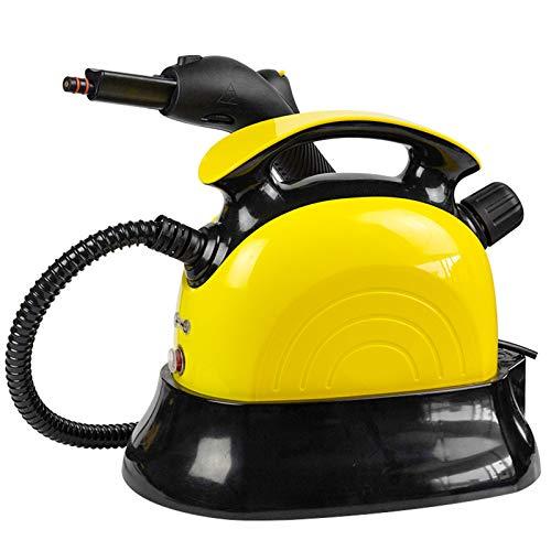 RSTJ-Sjap Limpiadores A Vapor De Alta Temperatura AC-220V 1500W, Limpia El Potente Aire Acondicionado De Descontaminación, Máquinas De Limpieza De Alfombras Domésticas Barredoras