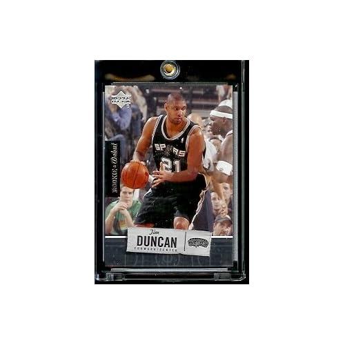 Tim Duncan Rookie Sport Cards Amazoncom