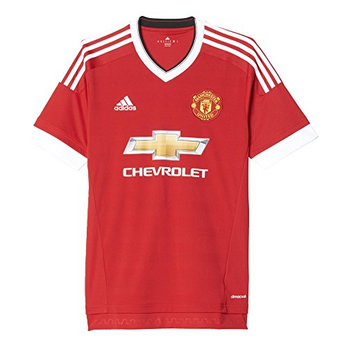 adidas Manchester United Home Mens Soccer Jersey 2015/16 Size Extra Large