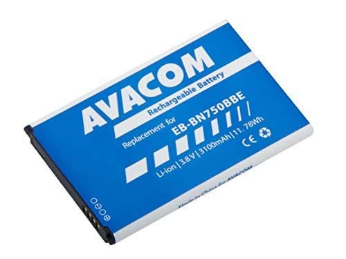 Avacom Batería para Samsung Note 3 Neo (Ion de Litio, 8 V,...