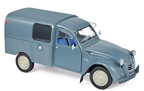 CITROEN 2CV FOURGONNETTE AK350 bleu Neve 1/18 1966