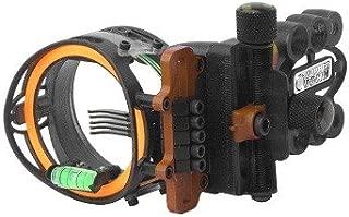 Copper John TST 5 pin Black microadjust Sight .019 w/light