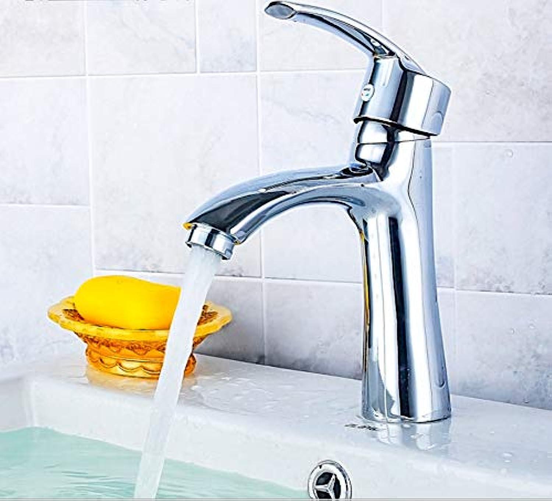 Floungey BadinsGrößetionen Waschtischarmaturen Küchenarmaturen Einlochmontage Waschbecken Wasserhahn Kupfer Heien Und Kalten Mischbatterie Waschbecken Wasserhahn Waschbecken Wasserhahn