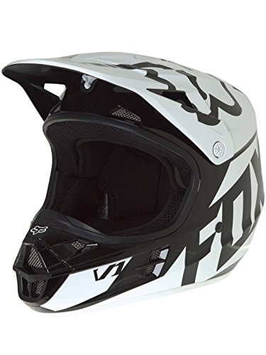 Casque cross FOX V1 Race Noir 2017