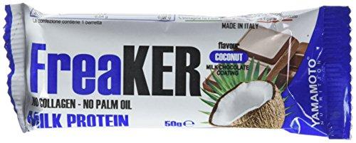 Yamamoto Nutrition FreaKER 20 barrette proteiche da 50 grammi