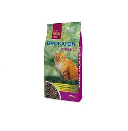 20kg Brokaton Cat Classic Katzenfutter