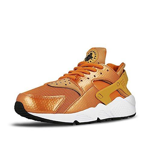 Nike 634835-701, Scarpe da Trail Running Donna, Arancione/Oro/Bianco/Nero (Naranja Sunset Gold Dart White Black), 38 EU