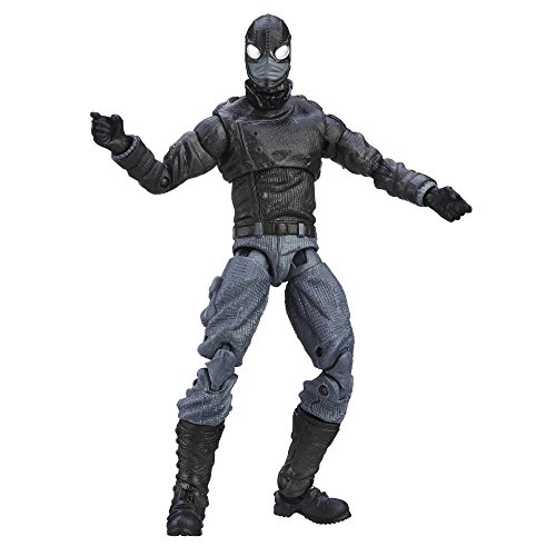 Marvel Legends Serie 9,5 cm Spider-Man Nero