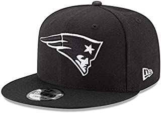 New Era NFL New England Patriots 950 Cap Limited Edition Black with White
