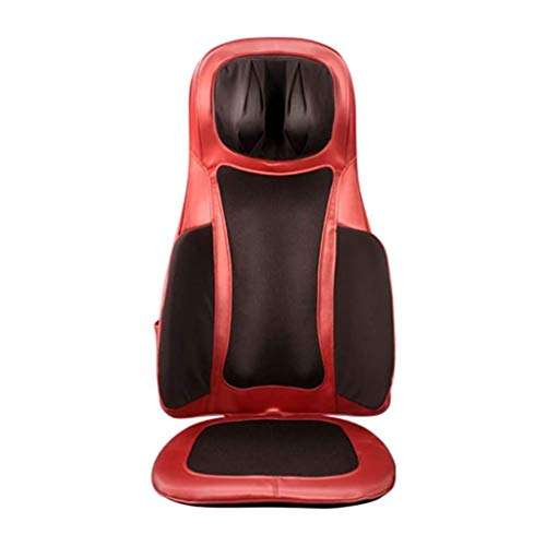XXCC Elektrische massagestoelen, massagedeken, multifunctionele auto-massage-stoel, startzijde, massagestoel, stoel, kneading, elektrische zitje, cadeau voor familie, keramische massage