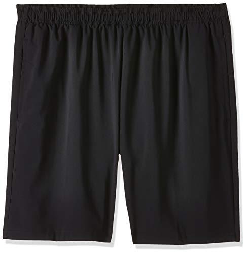 adidas Essentials Lin Chelsea Pantalones Deportivos Cortos, Hombre, Negro (Black/White), L