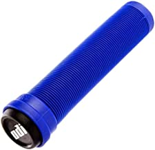 ODI LONGNECK GRIPS Flangeless For BMX and Scooters BLUE