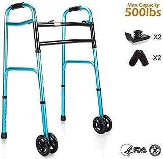 invacare heavy duty wide bariatric rollator walker