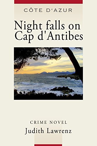 Night falls on Cap d'Antibes (Côte d'Azur) (English Edition)
