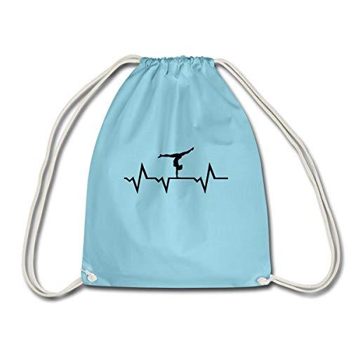 Spreadshirt Turnen EKG Linie Tur...