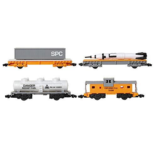 Power Trains Car Pack: Space