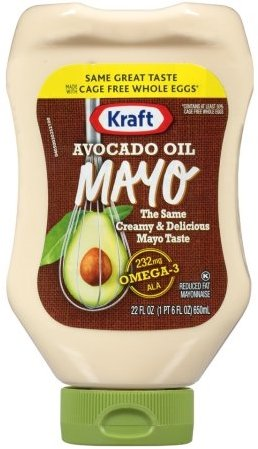 Kraft Avocado Oil 67% OFF Ranking TOP7 of fixed price Mayo 22oz 3 Bottle Pack Squeeze